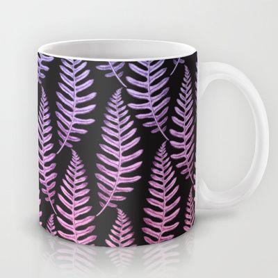 Multi Color Leaves (Black)