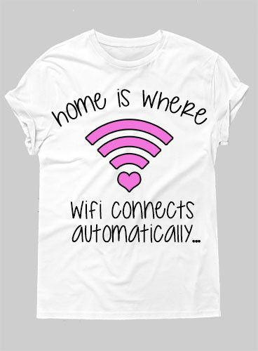 Home is where wifi connects automatically: