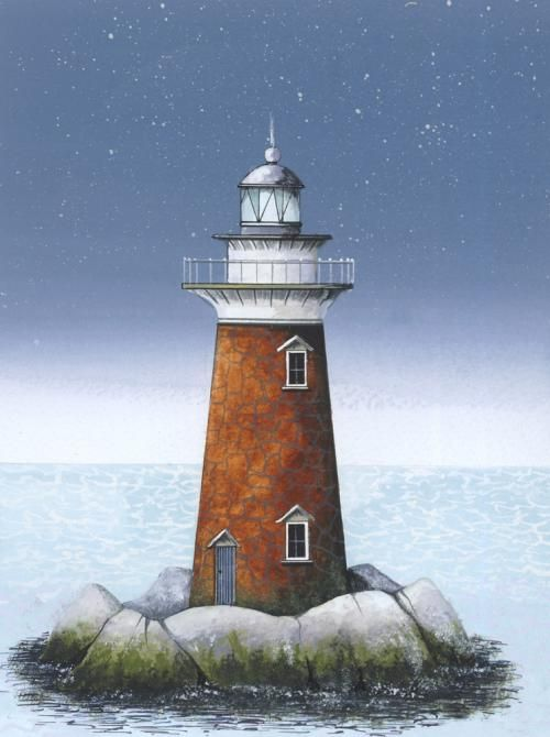 Gary Walton - Lighthouse II: