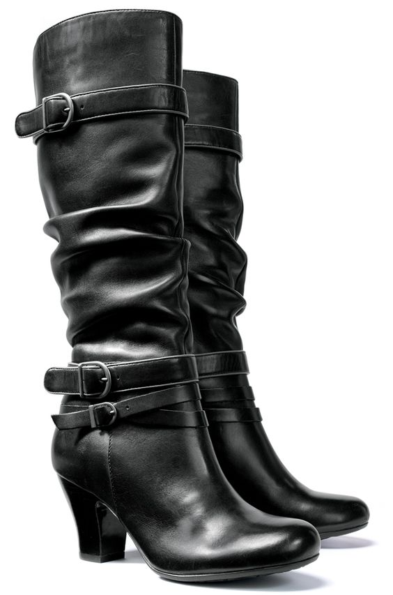 "Hush Puppies style Lonna 16"" Boot from our WeatherSMART collection #WeatherSmart"