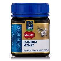 Mgo 550+ Manuka Honey - 8.75 Oz (250 Gramas) Por Manuka Heal