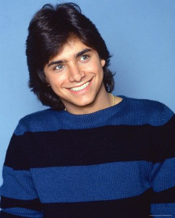 He's older now. But still hot. This is John Stamos aka Uncle Jesse from Full House <3