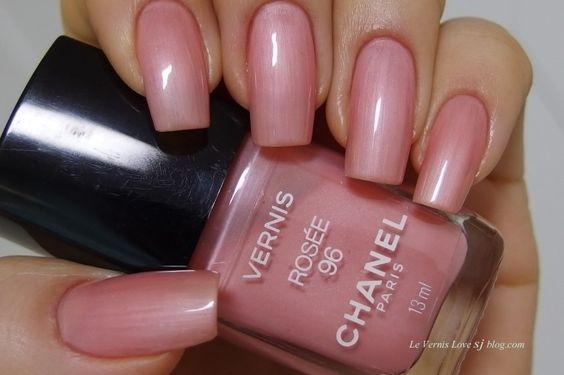 Chanel Le Vernis 96 ROSÉE