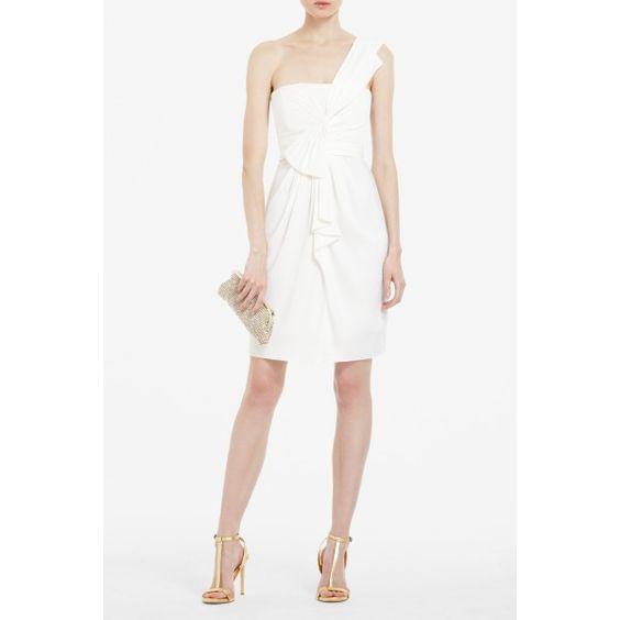Little white dress BCBGMAXAZRIA