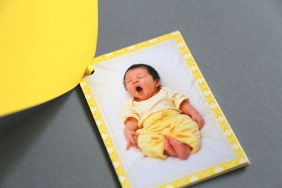 Birth Announcement | Geburtsanzeige