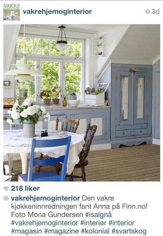 Scandinavische Keuken Interieur : Scandinavische keuken. Keukens Pinterest