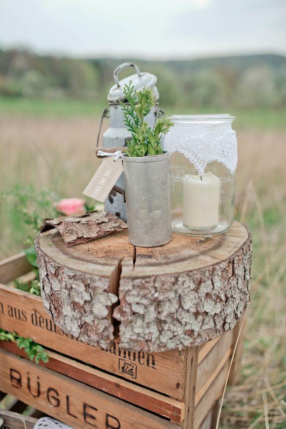 Dekorieren Sie ein entspannendes Terrarium mit Sukkulenten