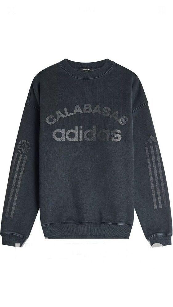 yeezy season 5 adidas sweatshirt