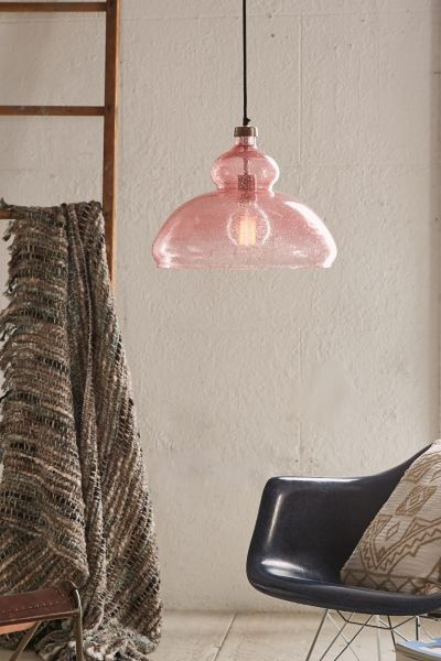 Urban Outfitters Glass Pendants And Glass Pendant Light