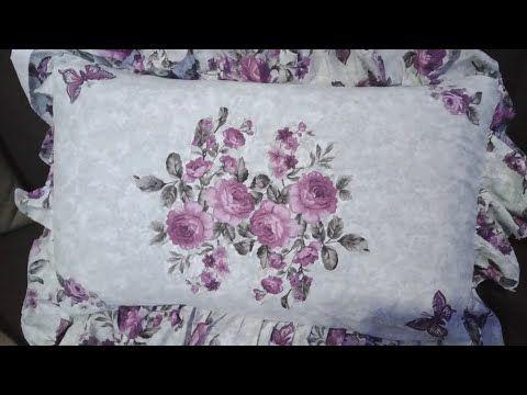 خياطة وسادات راقية جدا للمفرش السرير موديل جديد Youtube Pillow Design Throw Pillows Bed Pillows