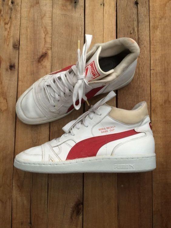 puma shoes 1980s
