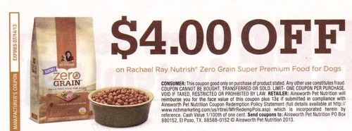 Is Rachel Ray Dog Food Good For Dogs