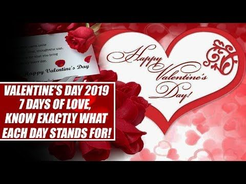 Valentine S Day 2019 Will Be Celebrate On 14 February Here Is