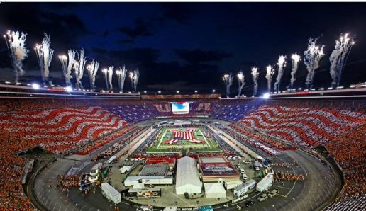 Forget the NFL....record-breaking night proves patriotism, American pride still alive in college football