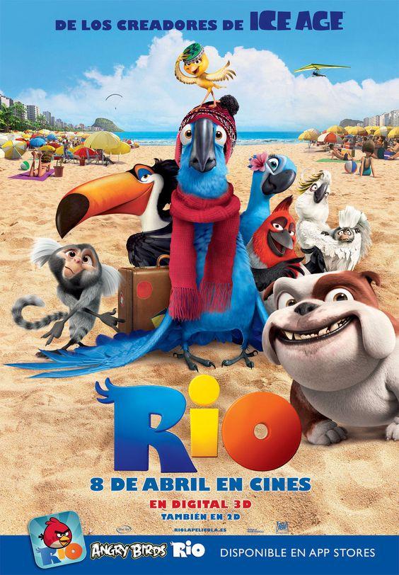 quiero ver màs trabajos Pixar-Brazil, definitivamente http://www.cuevana.tv/#!/peliculas/3841/rio