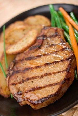 Porkchop, porkchop, porkchop!     #food and recipes