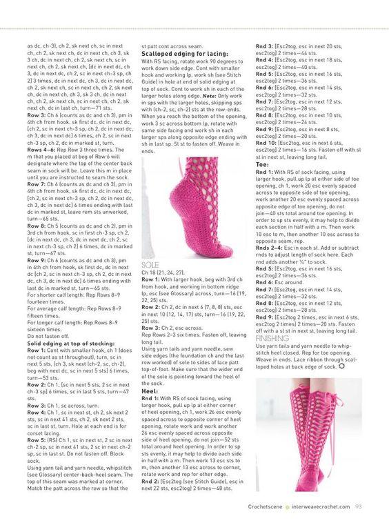 CrochetScene  special issue 2015 - 轻描淡写 - 轻描淡写