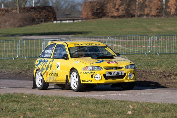 Race Retro 2018 Rally Stage