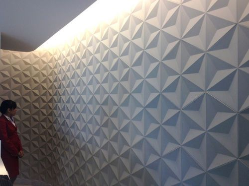 3d concrete wall tile geometric pattern japanese geo for 3d concrete tiles