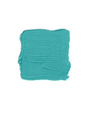 Make north feel like south beautiful paint colors and - Bright turquoise paint colors ...