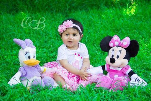1st birthday Minnie's bowtique theme
