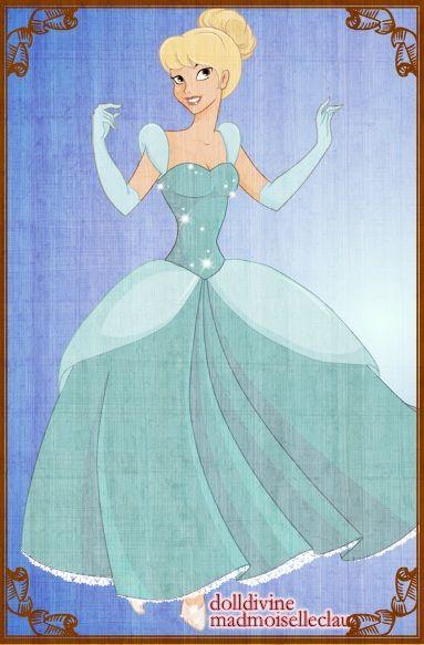 Cinderella Ball Gown by butterflycutie77 on DeviantArt