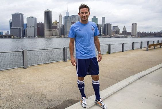 Frank Lampard - Manchester City (on loan from New York City)