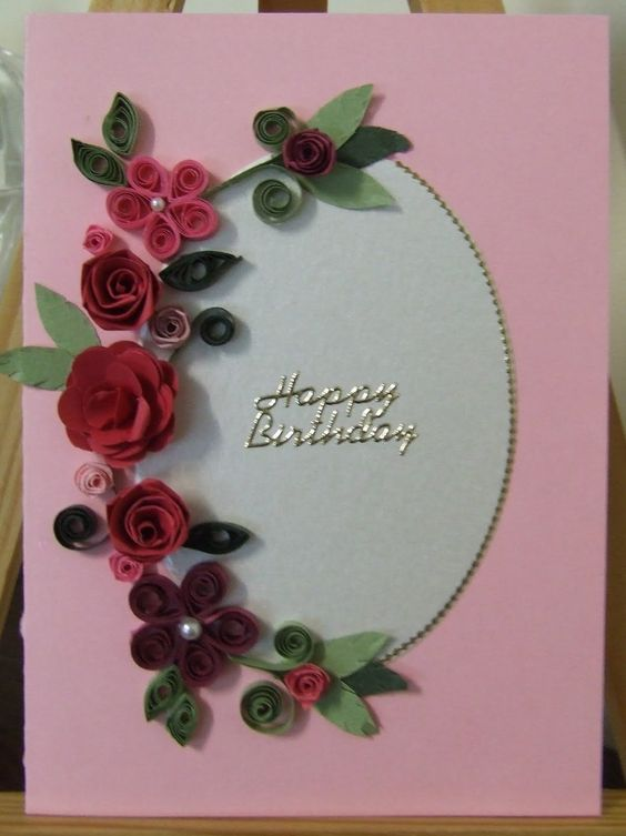How to make handmade cards for special occasions google for Handmade paper creations