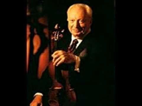 Isaac Stern - Ravel - Tzigane