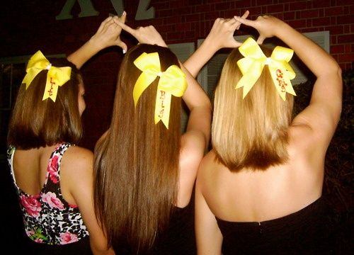 Chi Omega - throw what you know. 247greek.com