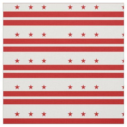 Patriotic Washington Dc State Flag Fabric Fabric Flags State Flags Washington Dc State
