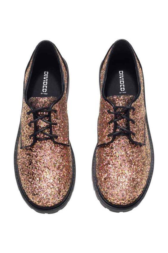 Zapatos de suela gruesa | H&M