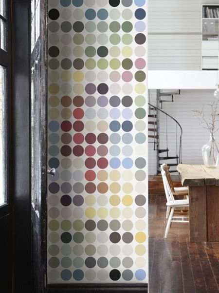 From the Expressions range by Mr Perswall, available from Scandinavian Wallpaper and Decor
