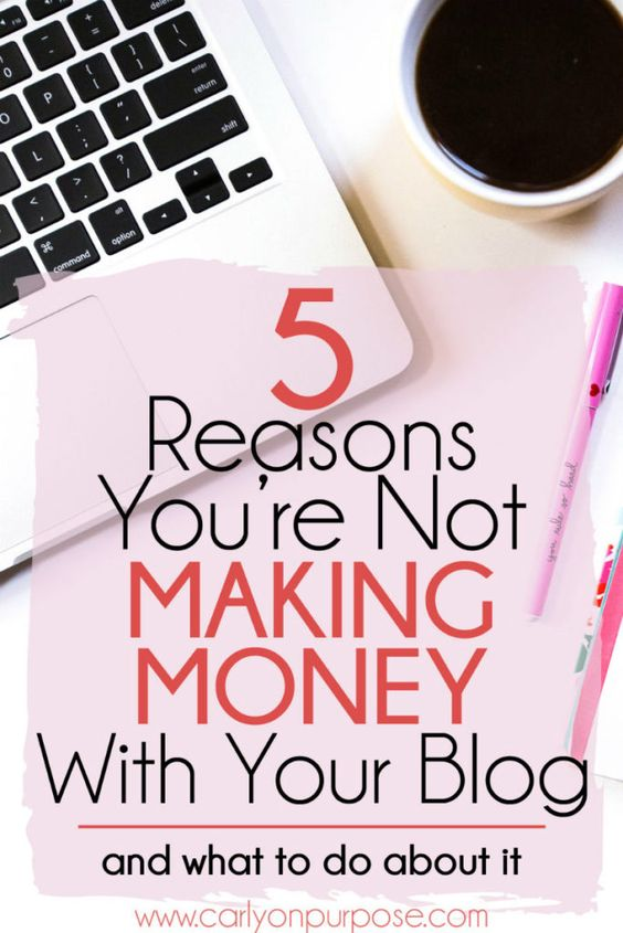 Trying to make money blogging - but failing? Fix these things and start to make money blogging - it's not that hard!