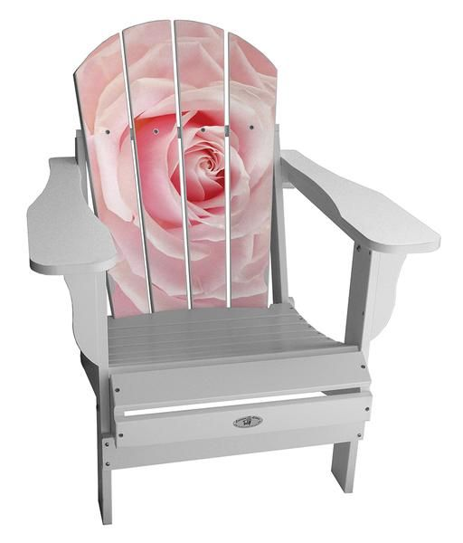 Rose Petals Complete Custom Chair Outdoor Chairs Rose Petals