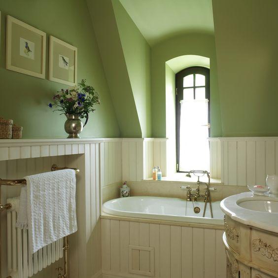 Bath cottage bathrooms english cottages radiators guest bathrooms