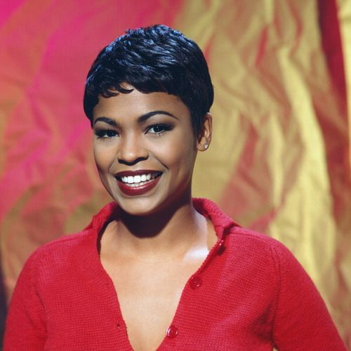 Admirable 90S Makeup Nia Long And Makeup On Pinterest Short Hairstyles Gunalazisus