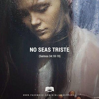 REDE MISSIONÁRIA: NO SEAS TRISTE (SALMOS 34:18-19)