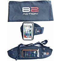 Cheap Running Belt   Armband   Gift Bag by B2action. For Iphone 5 6 Plus Ipods…