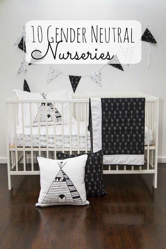 Nursery ideas gender neutral and kid on pinterest for Gender neutral bedroom ideas
