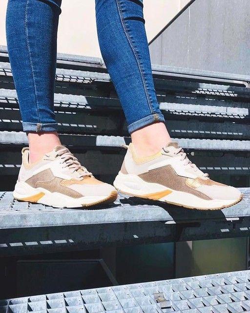 Timberland Delphiville Sneaker• Viel Leder auf einer höchst