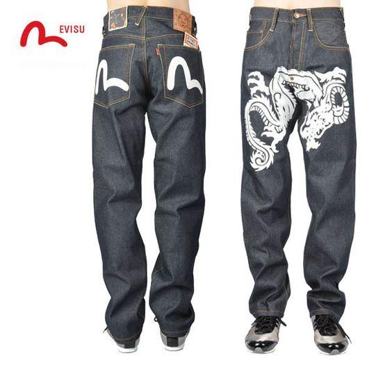 $38 Evisu Jean 0004 | Jean | Pinterest | Cheap designer, UX/UI ...