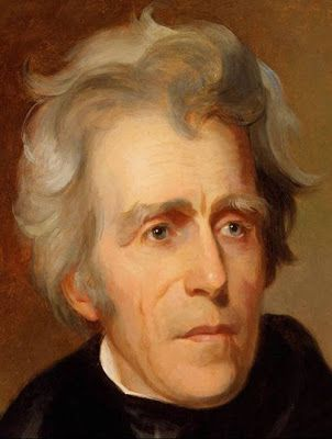 Andrew Jackson was the seventh President of the United States.  He created the modern Democratic Party and fought for the common man.  He changed the Presidency with his distrust of large and centralized government.
