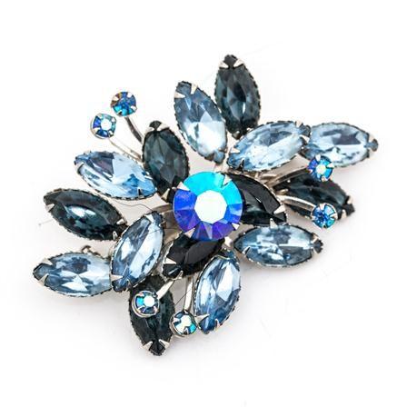 Vintage Floral Pin/Brooch, $70 !!