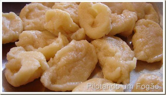 Cless - Um Acompanhamento Comfort Food!!! - Pilotando um Fogão