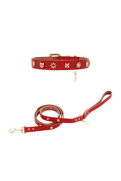 Critter Collar & Leash Set - Karen Walker Pets | Karen Walker