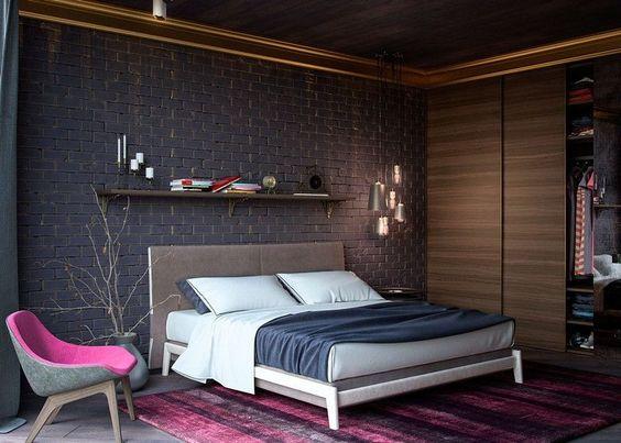 Dressing pour petite chambre id es fonctionnelles - Petite chambre a coucher design ...