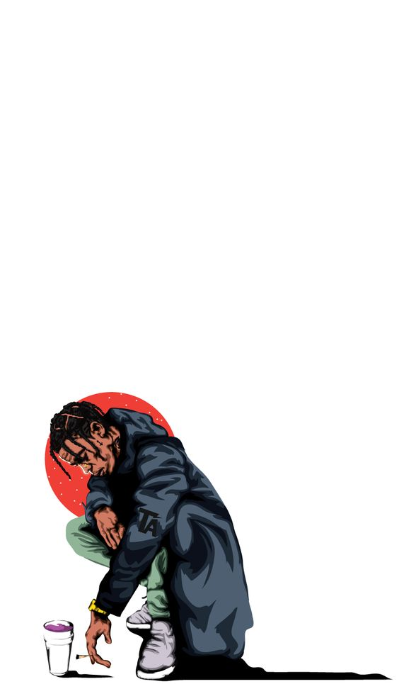 Image result for travis scott wallpaper (With images