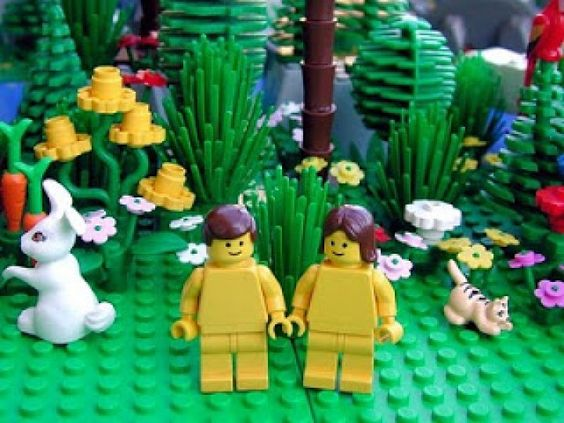 A nicely animated retelling of the creation story and Adam and Eve for kids. Video is narrated by John Le Mesurier.