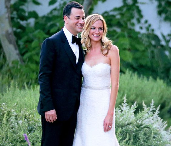 Jimmy kimmel 39 s wedding at the ojai valley inn and spa for Ojai celebrities